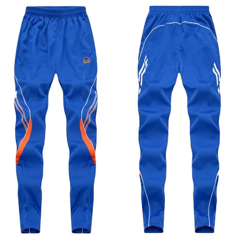 Male Soccer Training Pants Outdoor Sport Skinny Jogging Running Tights Trousers Men Football Pants Gym Fitness Sweatpants