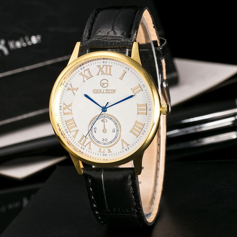 Merk Herenhorloge relojes para hombre Herenklok Quartz Militair Sport - Herenhorloges - Foto 4
