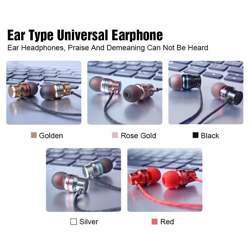 TOMKAS auriculares 3,5mm 3