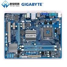 Gigabyte GA-G41MT-S2 Intel G41 Original Used Desktop Motherboard LGA 775 DDR3 8GB Micro-ATX asus original desktop motherboard for ga z68p ds3 z68p ds3 ddr3 lga 1155