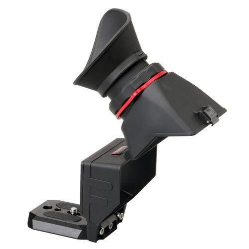 Image 2 - KAMERAR QV 1 ЖК видоискатель Vie Finder для CANON 5D Mark III II 6D 7D 60D 70D, для Nikon D800 D800E D610 D600 D7200 D90 Genunie-in Аксессуары для фотостудии from Бытовая электроника on AliExpress