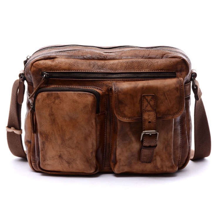 Popular Italian Leather Messenger Bag-Buy Cheap Italian Leather ...