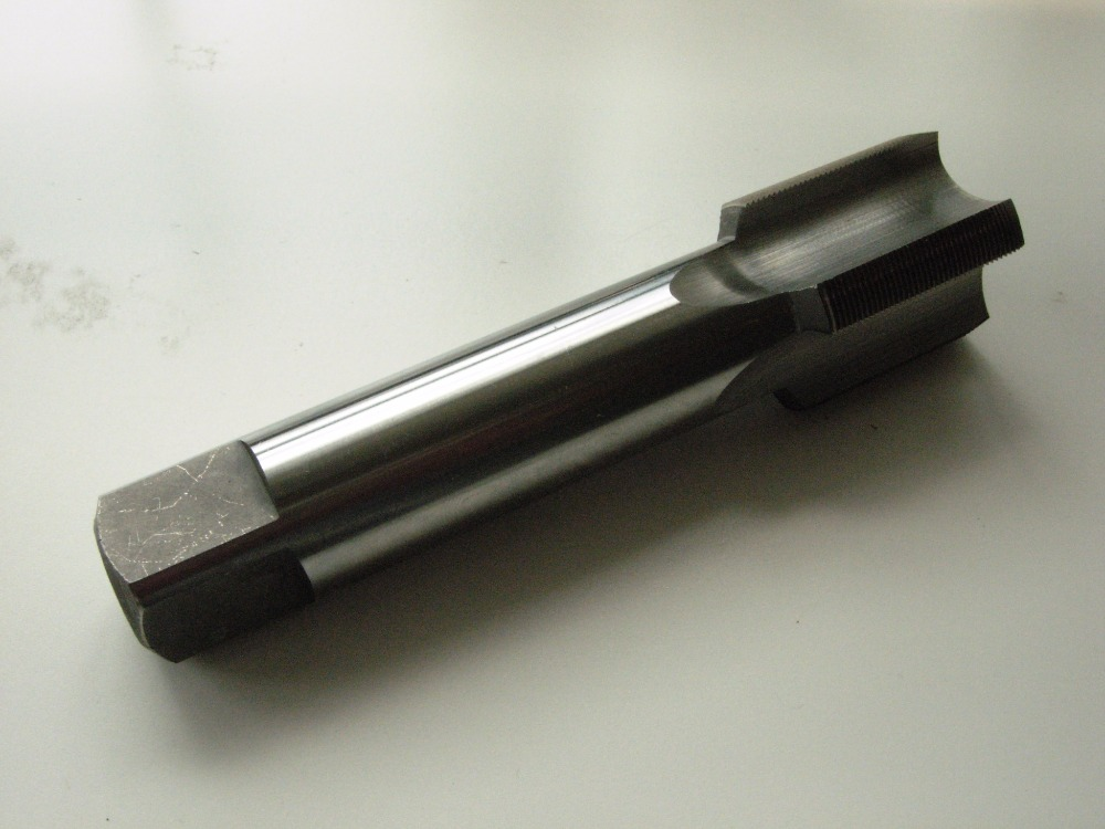 M39 x 2 mm Pitch HSS Right Hand Tap