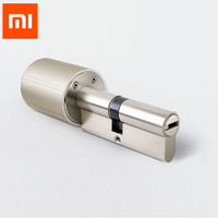 Xiaomi Vima Smart Lock Cylinder Intelligent Practical Anti theft Securtiy Door Lock Core 128 Bit Encryption w/ Keys ZYJ 80 40/40