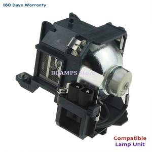 Image 3 - Replacement EMP 1700 EMP 1705 EMP 1707 EMP1710 1715 / 1717 EX100 1700c 1705c projector bulb with housing V13H010L38 For EPSON
