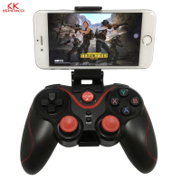 Wireless Bluetooth 3.2 Gamepad Joystick Game Controller Connects With PC Through A Receiver Gamepad For Android