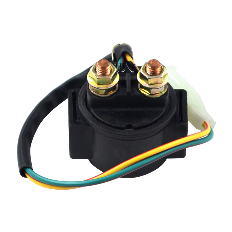 Motorcycle Starter Relay For <font><b>Honda</b></font> Street CM200 CM250 CB350 CL350 SL350 CB360 CL360 CB400 CM400 CB450 CB450SC CB450T CL450 CM450 image