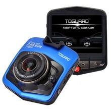 """TOGUARD 2.46 """"Full HD 1080 P Novatek 96220 Mini Cámara Del Coche DVR Dash Cam Automático Grabadora de Vídeo Con el g-sensor Noche visión Azul/Negro"""