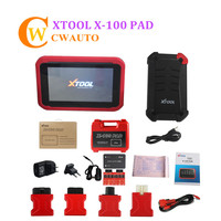 XTOOL X 100 X100 PAD with EEPROM Adapter Tablet Key Programmer Support Sepecial Functions Update Online