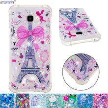 f68bb30217d For Samsung Galaxy J4 Plus J4+ Soft Silicone Bumper Case J415 SM J415FN/DS  SM J415F/DS Bling Glitter Cover SM J415FN/DS J415F/DS-in Fitted Cases from  ...