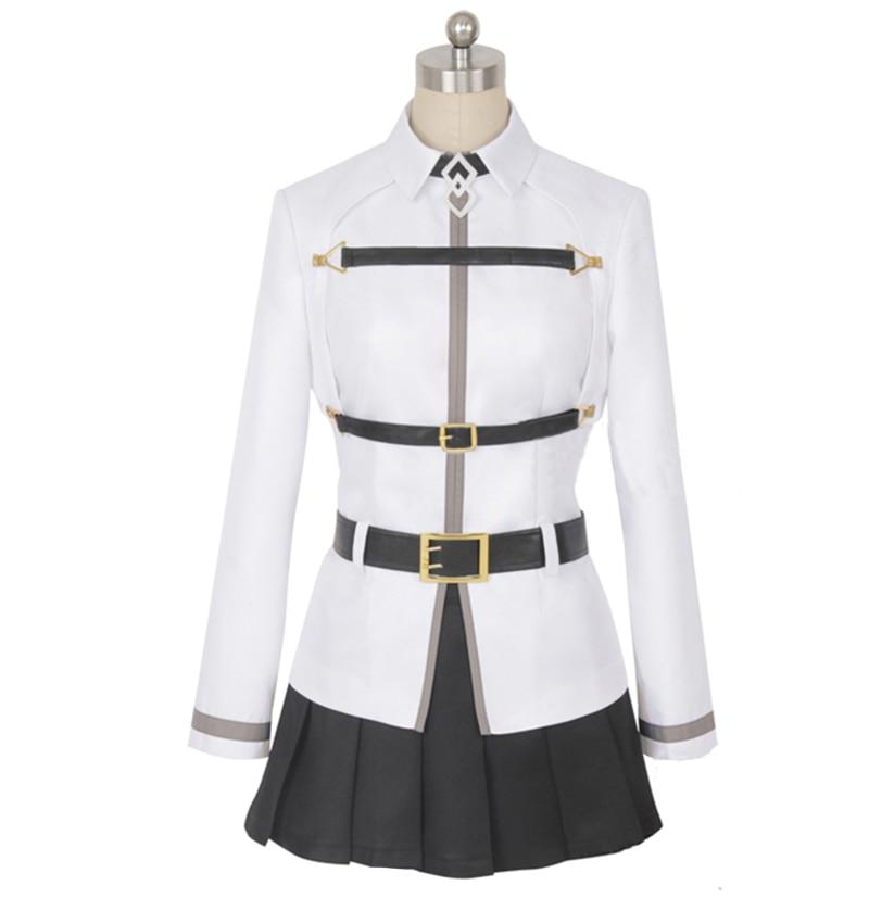 Anime Fate Grand Order FGO Gudako Cosplay Costume Chaldea Magical Suit Women s Dresses Uniforms
