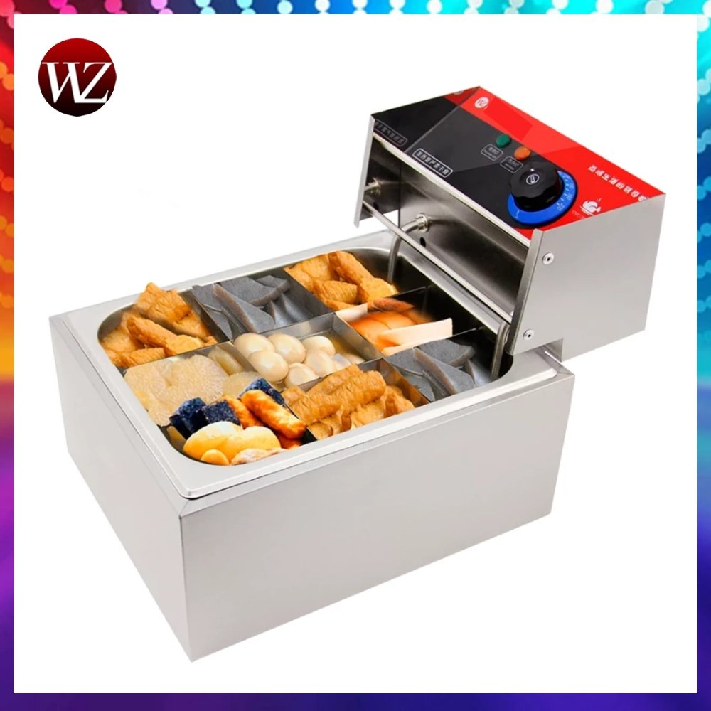 Commercial electric Hot Snack Food Oden Cooker Free Shipping Taiwanese Pasta Cooker Machine Kanto Cook pot oden machine TakoyakiCommercial electric Hot Snack Food Oden Cooker Free Shipping Taiwanese Pasta Cooker Machine Kanto Cook pot oden machine Takoyaki