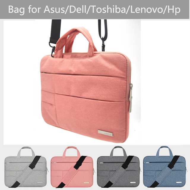 Notebook Shoulder Bag Laptop Case Sleeve for Xiaomi Mac Macbook Pro Air Asus HP Lenovo Acer Dell 11 12 13 14 15.4 15.6 inch