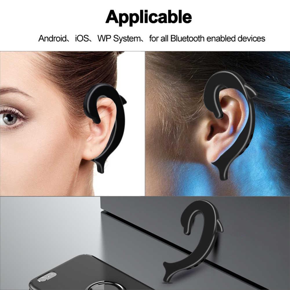 3,5mm de auriculares estéreo de sonido de Bajo auricular en la oreja del deporte Auriculares auriculares con micrófono para PC ordenador jugador MP3 jugador