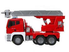 Mud car 2081/2082/2083 model rc car 2.4G 1/18 Scale Electric rc Fire Truck children's toy boy with Li-ion battery RTR vs HN28763