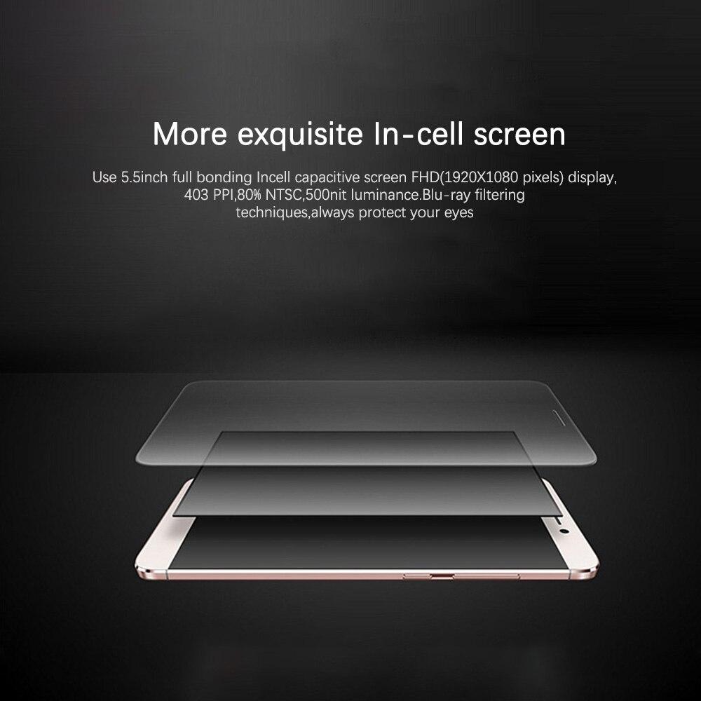 Оригинальный LeEco Letv S3 X522 Le2 X526 X520 3 ГБ ОЗУ 32 ГБ/64 ГБ Snapdragon 652 смартфон 5,5 дюймов Восьмиядерный 3000 мАч 4G мобильный телефон - 3
