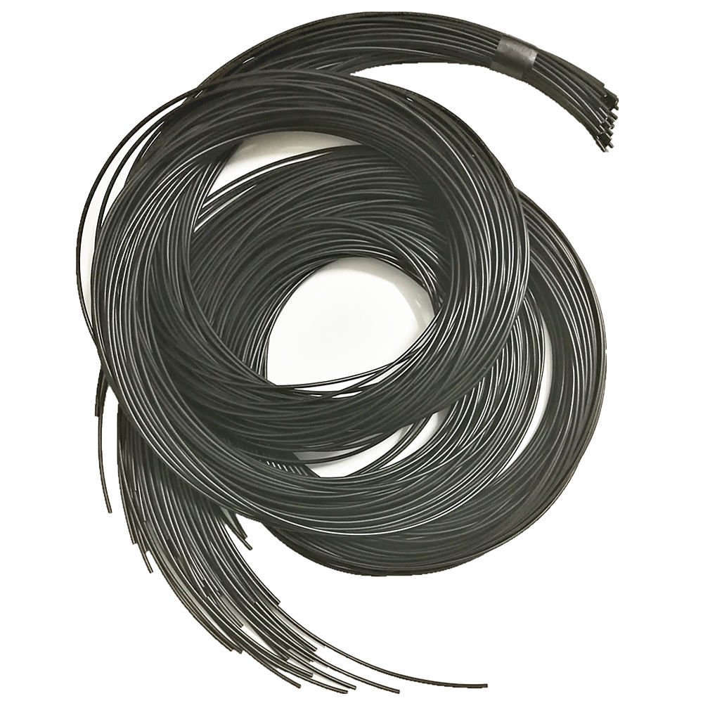 2mm Waterproof PMMA Fiber Optic Lighting Cable 30pcs Length 2m With PVC For Sauna Room Or Outerdoor Solution