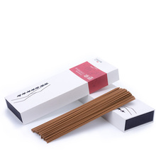 PINNY 100% Natural Incense Stick 21cm Sandalwood Hand Made Aromatherapy Sticks Agarwood Improve Meditation