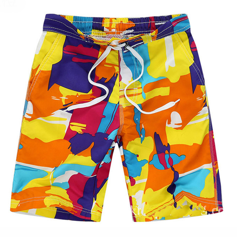 Swimming Wear For Boys Kids 2019 New Printed Beach   Shorts   Quick Dry Running   Shorts   Swimwear Swimsuit Swim Trunks Beachwear Sport