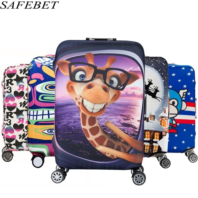 Safebet marke elastische gepäck schutzhülle für 19-32 zoll trolley - Reisezubehör