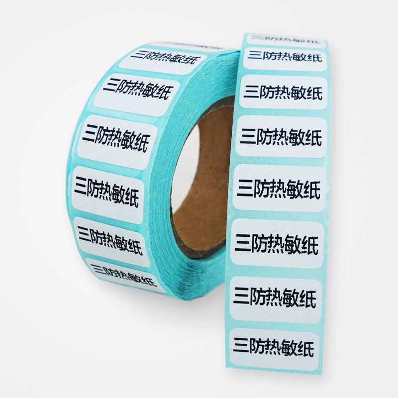 Térmica etiquetas da etiqueta 20mm x 10mm