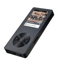 """Оригинальный Бенджи музыкальный плеер 8 ГБ 1.8 """"Экран FLAC HiFi MP3-плеер Высокое качество без потерь аудио MP3 Динамик fm голос Запись"""