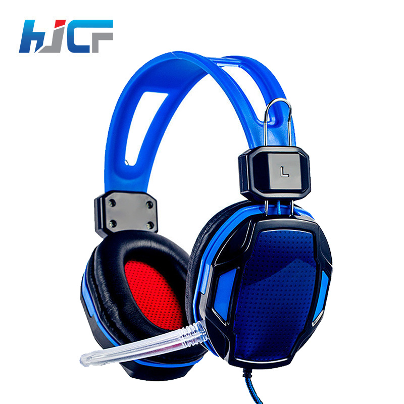 Original HJCF 3.5mm Gaming Headset Computer Headphone With Mic Noise Cancelling For Mac/Xbox One/Cell Phone/PS4/Tablet SY833 микшер astro gaming mixamp pro tr kit white xbox one pc mac