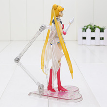 Collectible Lovely Sailor Moon Shaped Vivid Action Figure