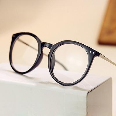 BOYEDA Novas Mulheres Marca Prescrição de Óculos Mulheres Armação de óculos  Óptica Óculos de Armação Homens Tendência Retro Do Vintage Óculos Claros 7af61422bd