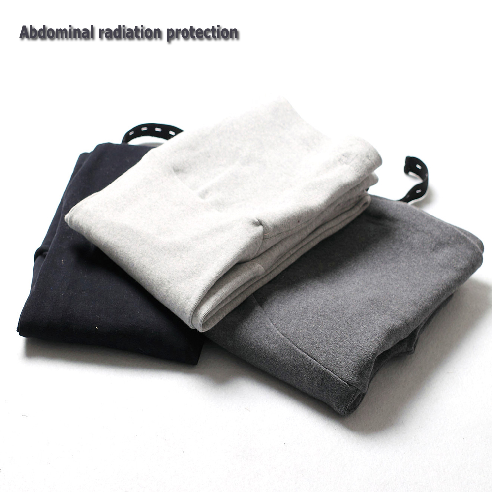 2018 New Radiation suit Maternity Leggings Pregnant Women Doll Pregnancy Leggings Pants Maternity Clothes with 100% Silver fiber