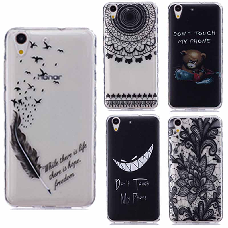 Popular Silicone Phone Covers for Huawei Y6-Buy Cheap Silicone Phone Covers for Huawei Y6 lots