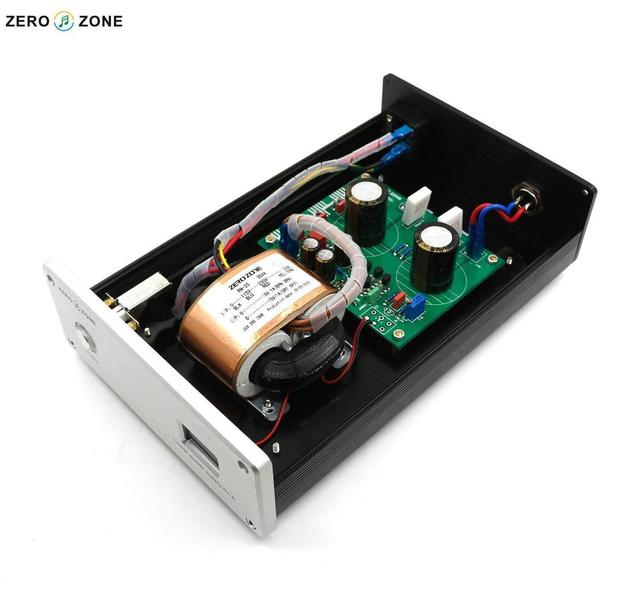 2015 NEW HIFI-STORE SUPER-PSU 30VA DC12V 2A Linear Power supply LPS for Audio Sources L1511-25