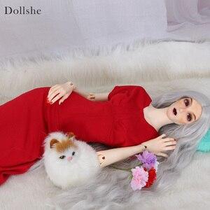 Image 5 - Dollshe קרפט DS Ausley אהבה 26F קלאסי רך bjd sd בובת 1/3 גוף דגם בני oueneifs באיכות גבוהה צעצוע Fashioh חנות