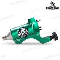 1 Pcs Rotary Tattoo Machine Dragonhawk Tattoo Machine Gun Strong Quiet Motor Supply Liner And Shader
