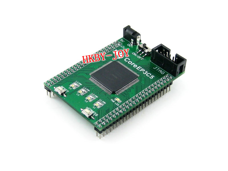 Waveshare EP3C5E144C8N FPGA Development Board Learning board Core Board Minimum System Board fast free ship for gameduino for arduino game vga game development board fpga with serial port verilog code