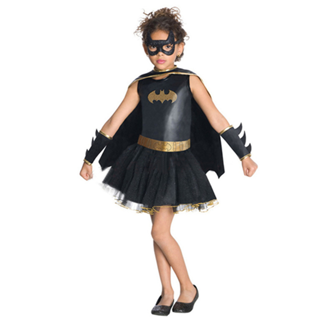 3-11 Age Rubies Bat Child Girlu0027s Halloween Costume Superhero Fancy Dress Costume Kid Halloween  sc 1 st  AliExpress.com & 3 11 Age Rubies Bat Child Girlu0027s Halloween Costume Superhero Fancy ...