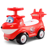 Super Wings Scooter Baby Ride On Cars Walker Motorbikes Children Birthday Gifts Cars For Kids To