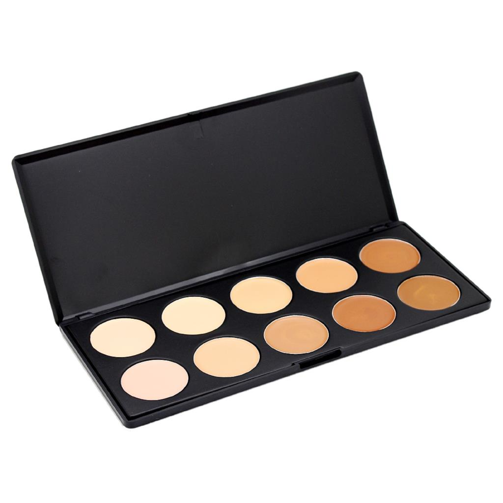 professional makeup kits for sale. 2016 hot sale most popular colors 10 professional makeup kit concealer foundation matte eyeshadow palette-in eye shadow from beauty \u0026 health on kits for p