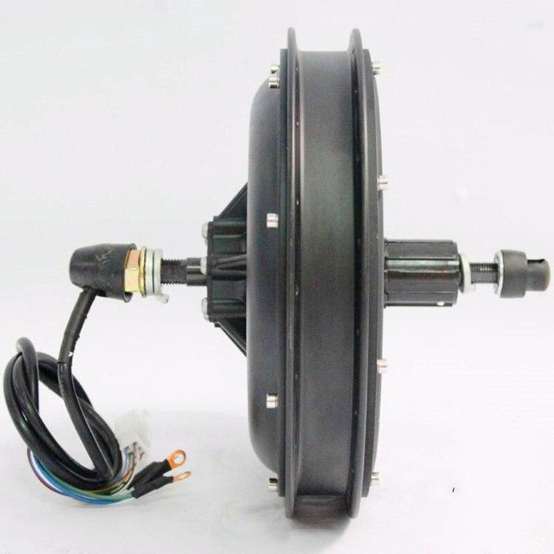 60Kph 30 H aimant 48 v 1000 w brushless hub moteur arrière avec cassette arrière vélo électrique et électrique vélo