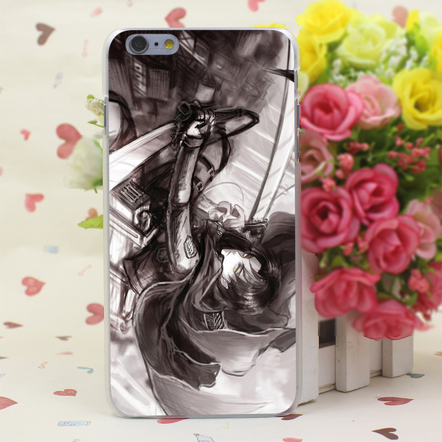 Attack On Titan Case For iPhone & Samsung