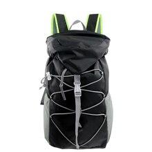 33L Outdoor Sports Backpack Women Men Bag Waterproof Nylon Bags For Bicycle Mountaineering Riding Travel Mochila Deporte XA178WD