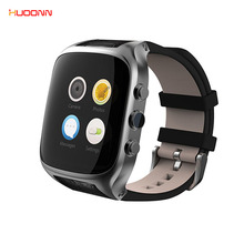 HUDONN X01S Android5.1 3G Smartwatch MTK6572 1.3GHz Dual Core 1GB 8GB Heart Rate Monitor Smart Watch Phone IP67 Sport GPS Watch
