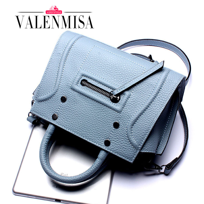 Small Genuine Leather Hand Bag For Women Famous Brand Ladies Leather Bags High Quality Shoulder Bag Luxury Women Messenger Bag doodoo women bag genuine leather famous brand cowhide women messenger bags bolsa femininas luxury brand ladies hand bags t437