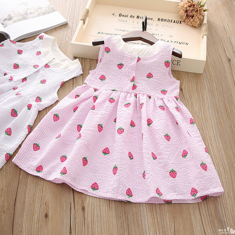 Toddler Girls Summer Clothing 2018 New Style Children Dress for Gir Flower Wedding Eveving Party Princess Dress Kids Clothes ...