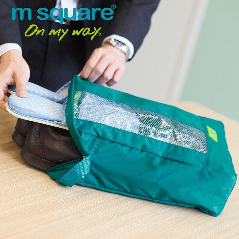 M Kvadrat 7st Sätta Män Resväska Kvinnor Förpackning Kubbar - Väskor för bagage och resor - Foto 5
