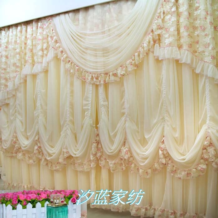 High Quality Curtain Video Picture More Detailed About Fancy Sitting