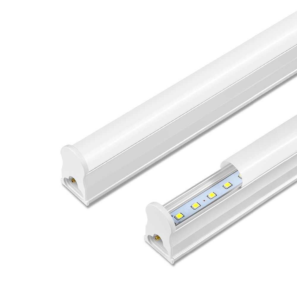 T5 LED Tube 60CM 30CM 220V 230V LED Lamp Bulb 10W 6W LED Fluorescent Tube For Indoor Kitchen lighting 2835 SMD LED Light tubo