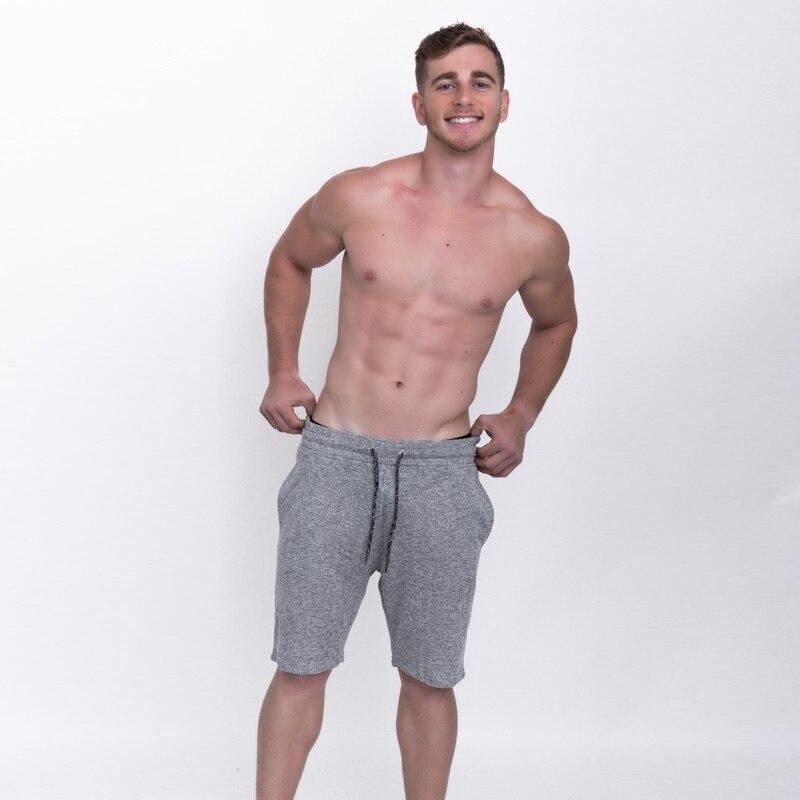 Taddlee Brand New Men Shorts Baumwolle Fitness Jogger Jogginghose - Herrenbekleidung - Foto 2