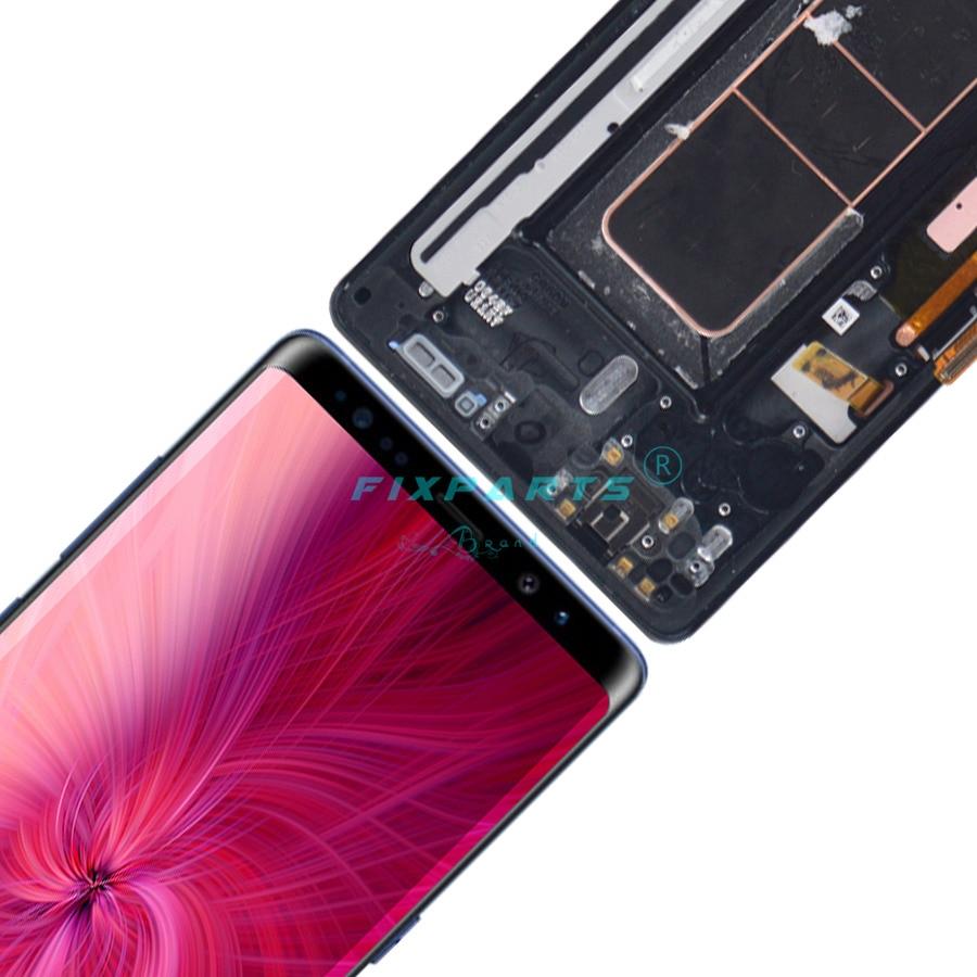 SAMSUNG GALAXY Note 8 LCD Display