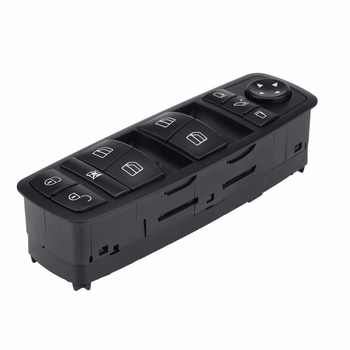 Car Auto Electric Power Window Switch for Mercedes Benz W169 A-Class W245 B-Class 1698206710 Car accessories Car switch Black - DISCOUNT ITEM  34% OFF Automobiles & Motorcycles